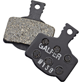 GALFER BIKE Standard - Pastillas de freno - negro